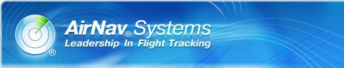AirNav Systems Leadership In Flight Tracking